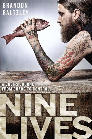 Nine Lives by Brandon Baltzley
