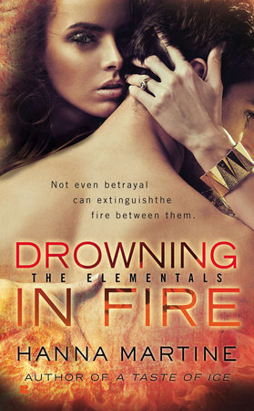 Drowning in Fire by Hanna Martine
