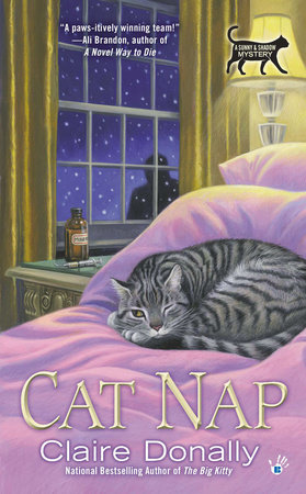 Cat Nap by Claire Donally