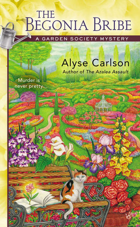 The Begonia Bribe by Alyse Carlson