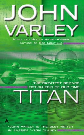 Titan by John Varley