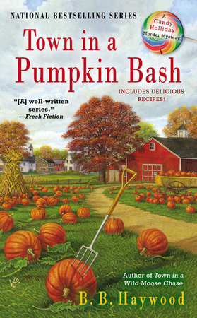 Town in a Pumpkin Bash by B.B. Haywood
