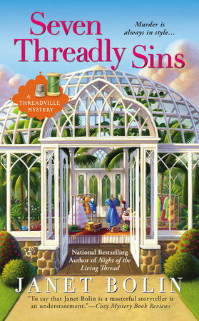 Seven Threadly Sins by Janet Bolin