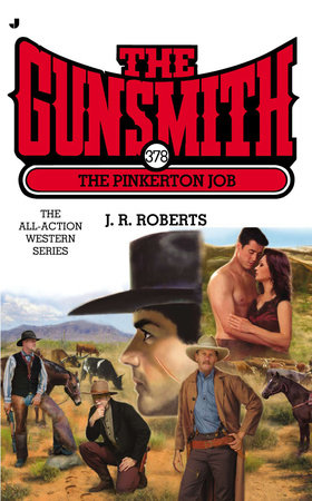 Gunsmith 378 by J. R. Roberts