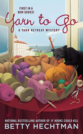 Yarn to Go by Betty Hechtman