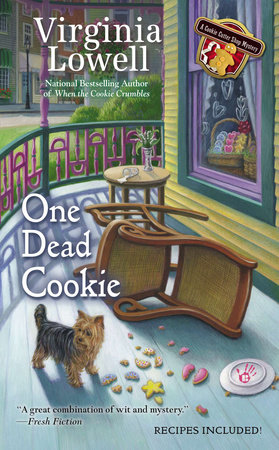One Dead Cookie by Virginia Lowell