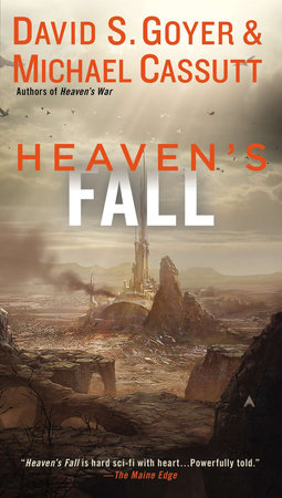 Heaven's Fall by David S. Goyer and Michael Cassutt