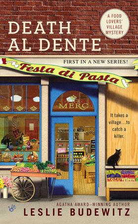 Death Al Dente by Leslie Budewitz