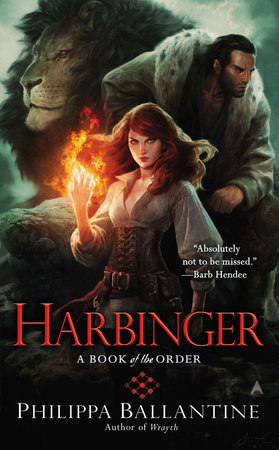 Harbinger by Philippa Ballantine