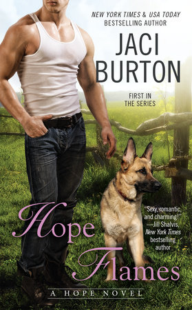 Hope Flames by Jaci Burton