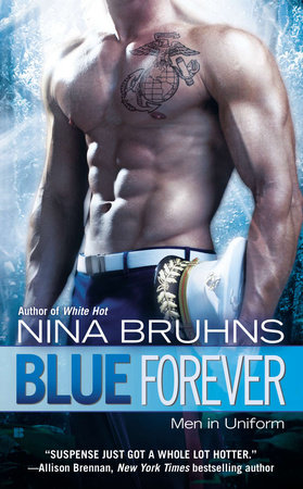 Blue Forever by Nina Bruhns