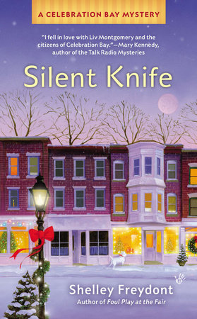 Silent Knife by Shelley Freydont