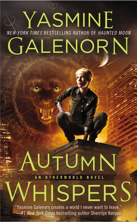 Autumn Whispers by Yasmine Galenorn