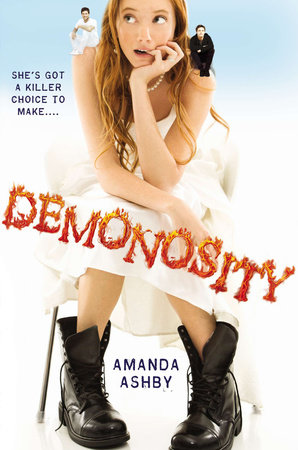 Demonosity by Amanda Ashby