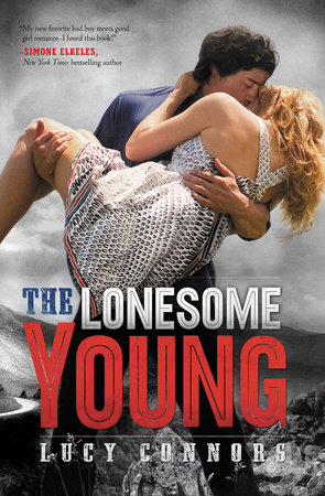 The Lonesome Young by Lucy Connors