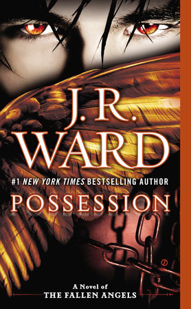 Possession by J.R. Ward