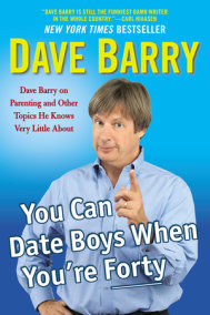 You Can Date Boys When You're Forty