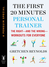 The First 20 Minutes Personal Trainer