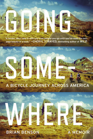 Going Somewhere by Brian Benson