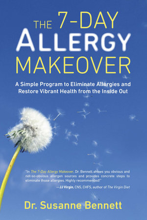 The 7-Day Allergy Makeover by Susanne Bennett