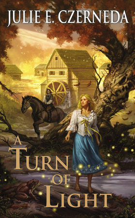 A Turn of Light by Julie E. Czerneda