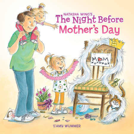 The Night Before Mother's Day by Natasha Wing