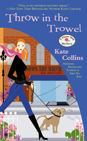 Throw in the Trowel by Kate Collins