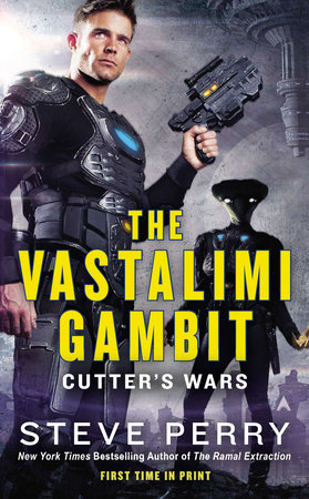 The Vastalimi Gambit by Steve Perry