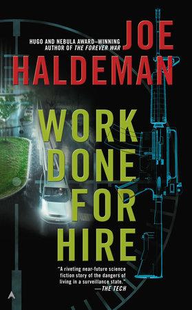 Work Done for Hire by Joe Haldeman