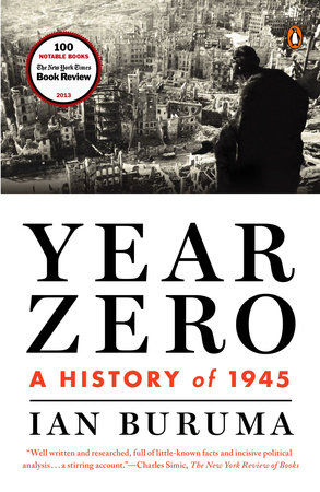 Year Zero by Ian Buruma