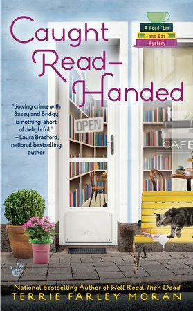 Caught Read-Handed by Terrie Farley Moran
