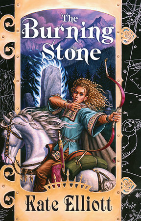 The Burning Stone by Kate Elliott
