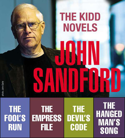 John Sandford: The Kidd Novels 1-4 by John Sandford