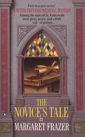 Novice's Tale by Margaret Frazer