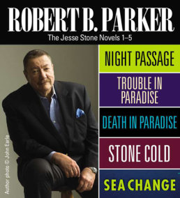 Robert B Parker: The Jesse Stone Novels 1-5