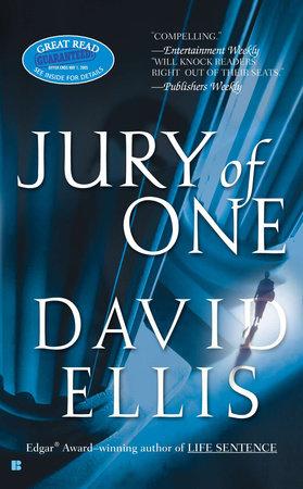 Jury of One by David Ellis