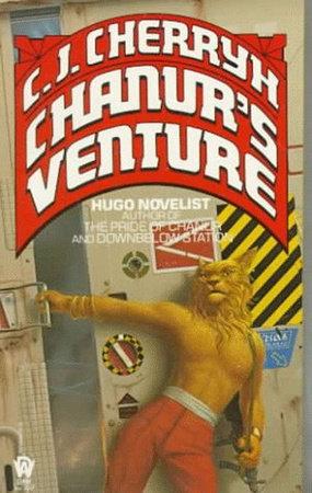 Chanur's Venture by C. J. Cherryh