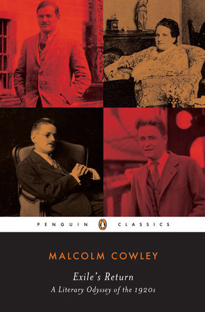 Exile's Return by Malcolm Cowley
