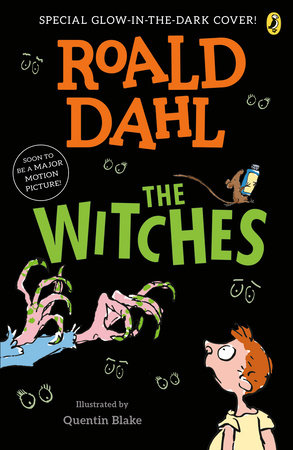 SE The Witches by Roald Dahl