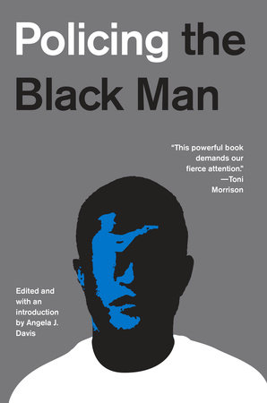 The cover of the book Policing the Black Man