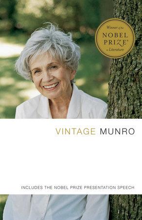 Vintage Munro by Alice Munro