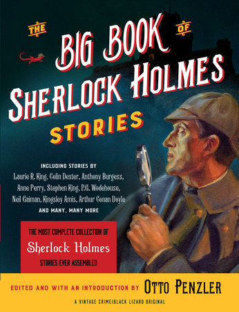 The Big Book of Sherlock Holmes Stories by