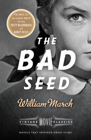The cover of the book The Bad Seed