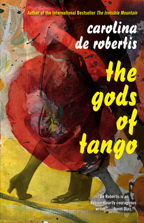The Gods of Tango Book Cover Picture