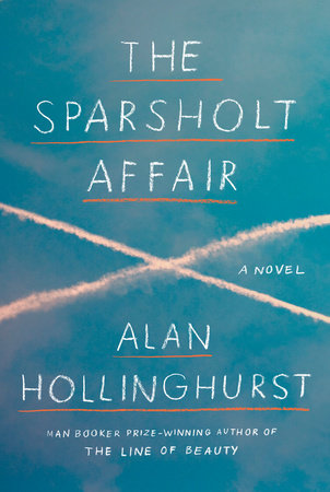 The cover of the book The Sparsholt Affair