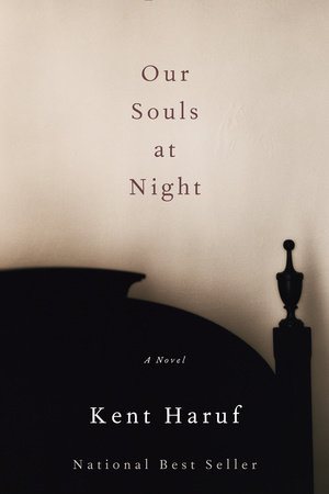 The cover of the book Our Souls at Night