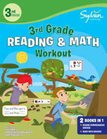 3rd Grade Reading & Math Workout