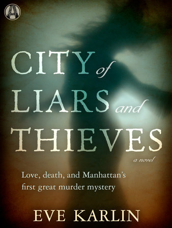 City of Liars and Thieves Book Cover Picture