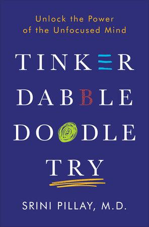 Tinker Dabble Doodle Try by Srini Pillay, M.D.
