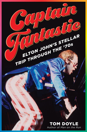 The cover of the book Captain Fantastic